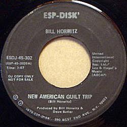 Bill Horwitz 45-a