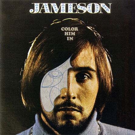 Bobby Jameson LP cover