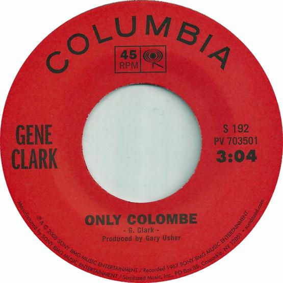 Gene Clark 45