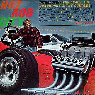Hot Rod LP