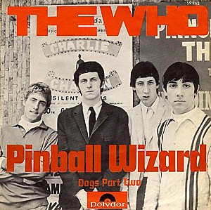 Pinball Wizard 45