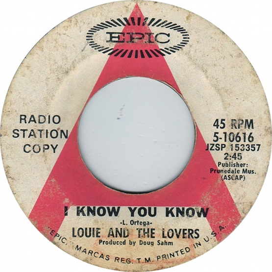 Louie & Lovers 45