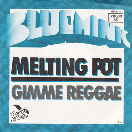 Blue Mink Reggae B-Side a