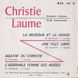 Christie Laume - b
