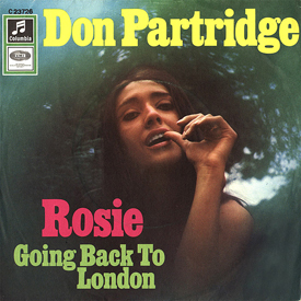 Don Partridge - A1