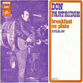 Don Partridge - CCx