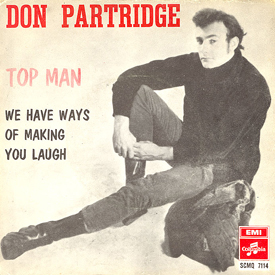 Don Partridge - dd