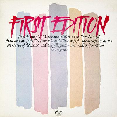 First Edition LP