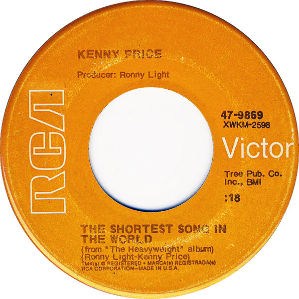 Kenny Price 45