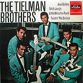 Tielman Brothers 45-c