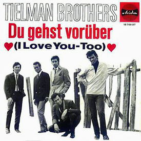 Tielman Brothers 45-f