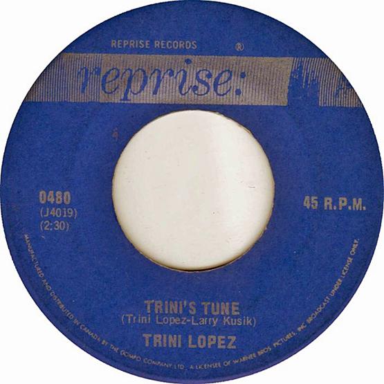 Trini's Tune (sort of)
