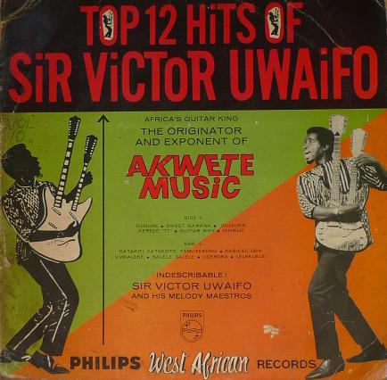 Victor Uwaifo LP