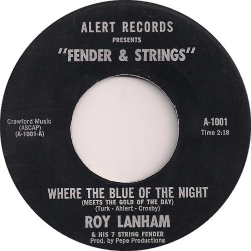 Roy Lanham 45