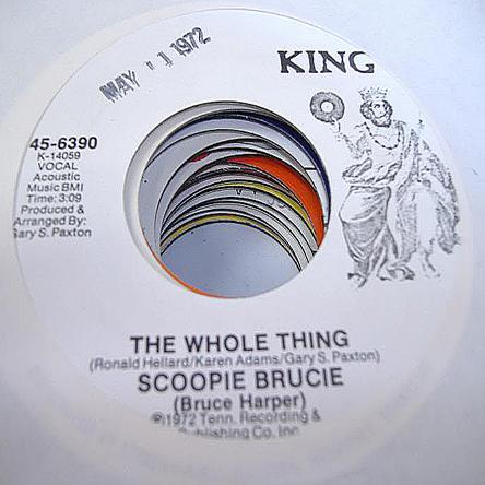 Scoopie Brucie 45