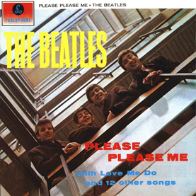 Beatles Debut LP