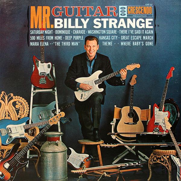 Billy Strange's Mr. Guitar LP
