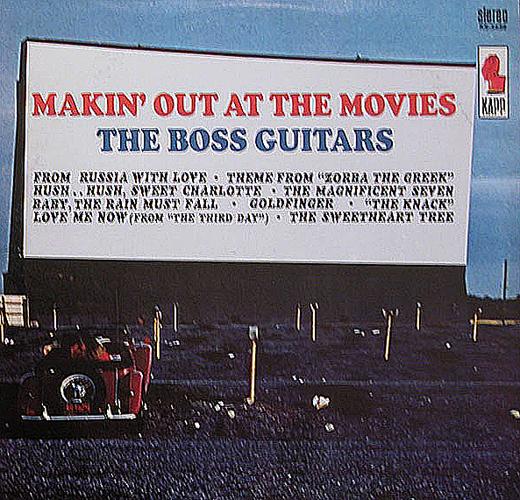 Boss Guitars LP