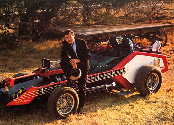 Jimmy Bryant & Voxmobile
