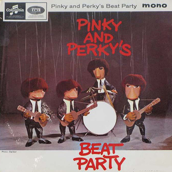 Pinky & Perky's Beat Party