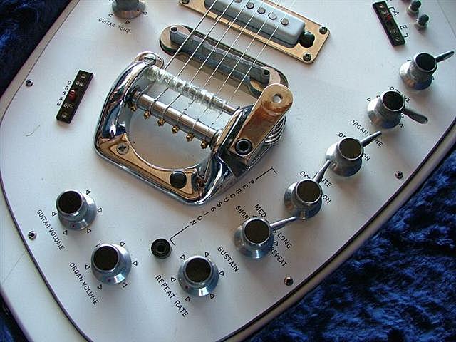 Vox Guitar Organ