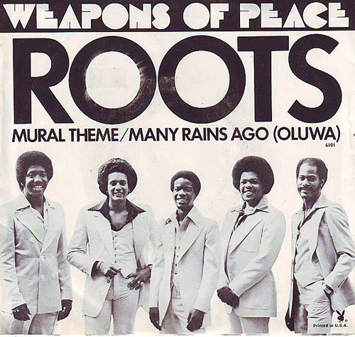 Weapons of Peace LP