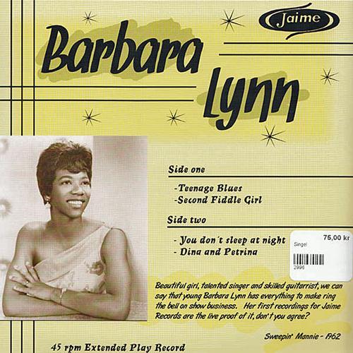 Barbara Lynn EP