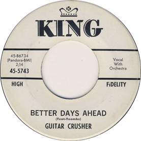 Guitar Crusher - King a