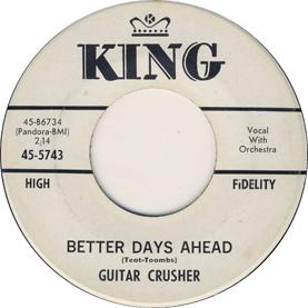 Guitar Crusher - King a