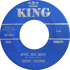 Guitar Crusher - King b