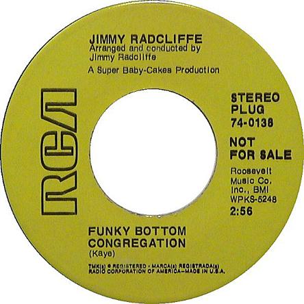 Jimmy Radcliffe 45