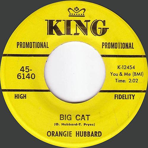Orangie's King 45
