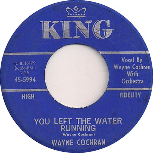 Wayne Cochran King 45