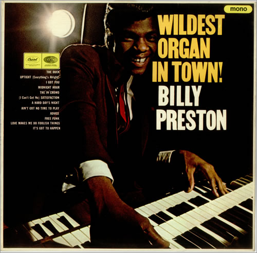 Billy Preston LP