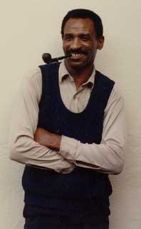 Freddie Roulette & pipe