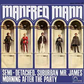 Manfred Mann 45-b