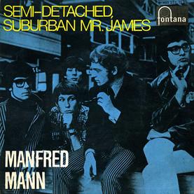 Manfred Mann 45-c