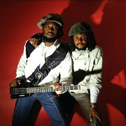 Sly & Robbie with Steinberger