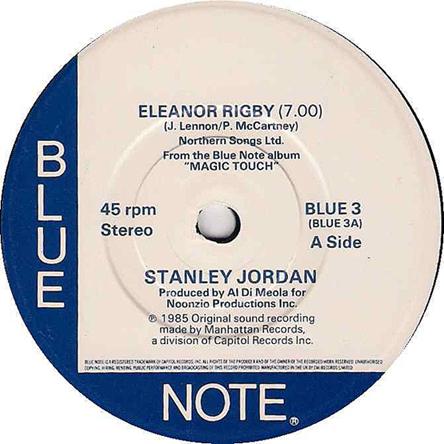 Stanley Jordan 45-z