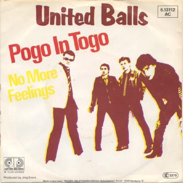 United Balls 45a