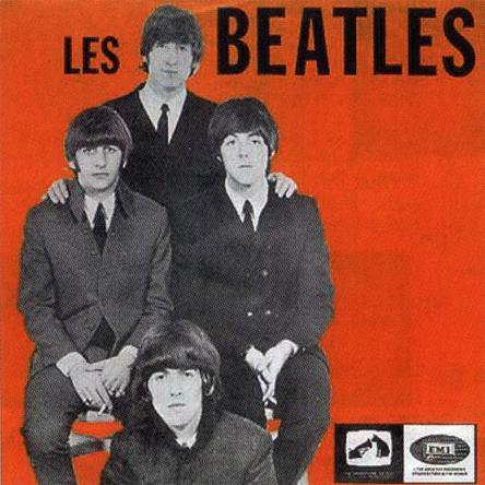 Beatles 45-f