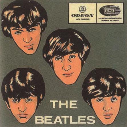 Beatles 45-i