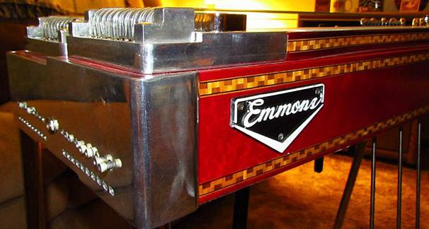 Emmons steel