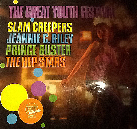 Great Youth Festival LP-x