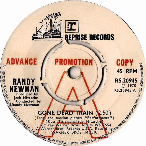 Randy Newman 45