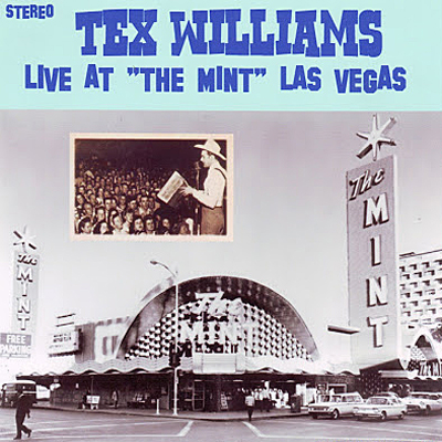 Tex Williams LP