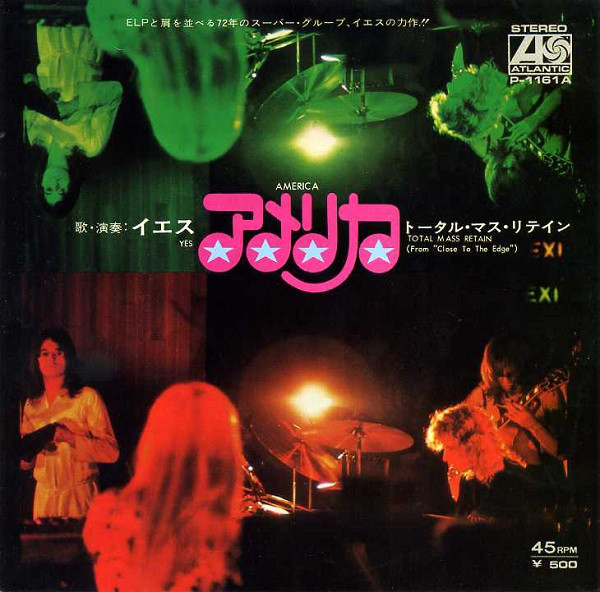 Yes 45 - Japan