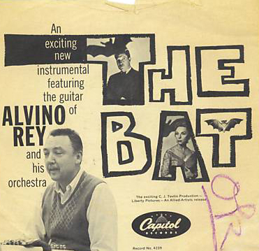 Alvino Rey - bat fan