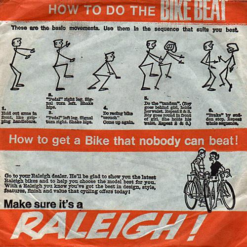Bike Beat sleeve