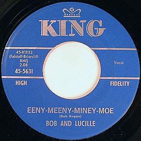 Bob & Lucille King 45-a